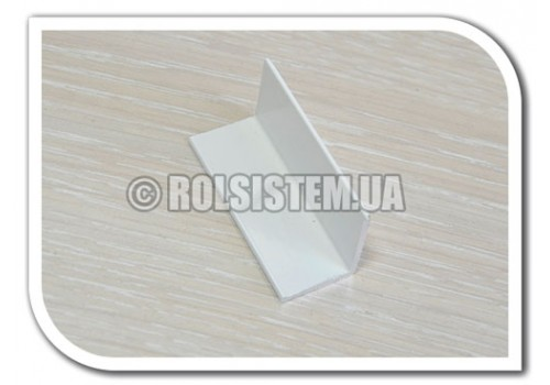 Алюминиевый уголок 20*20 мм